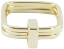 Rigby Square Ring - More Colors