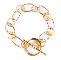 Sloane Solid Tone Bracelet - more colors