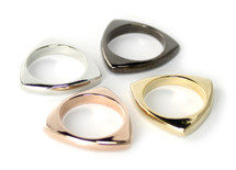 Dalton Ring Set of 4: Seen on Today Show!