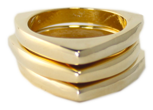 Gold plated