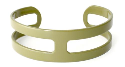 Olive Enamel