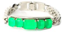Nenah Bracelet Green