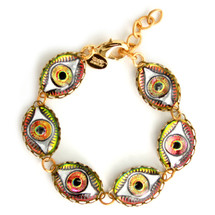 Evil Eyes Bracelet