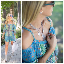 Gypsy Lover Necklace -more colors: Seen on Elshane's World!