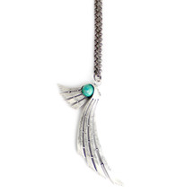 Athena Long Necklace -more colors