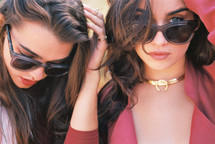 Ellipse Collar -more colors: Seen on Lauren Jaueregui of Fifth Harmony!