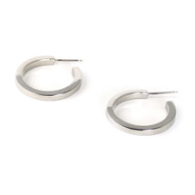 Ellipse Hoop Earring - more colors