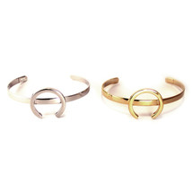 Ellipse Small Cuff -more colors: Seen on Elaine Hendrix!
