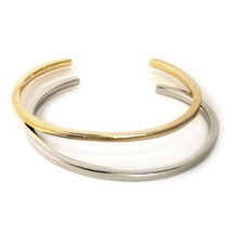 Ellipse Wire Cuff -more colors: Seen on Today Show!