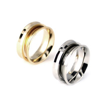 Two Circles Ring Set -more colors