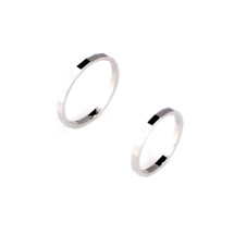 Double Circles Ring Set -more colors