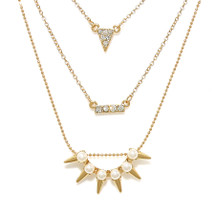 Sunray Layered Necklace *Limited Edition*
