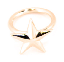 Star Midi Ring -more colors