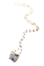 Dreamchaser Necklace: Seen on Hunt For Styles!