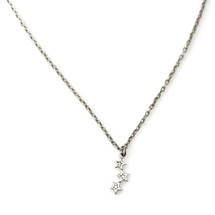 Tiny Stars Choker Antique Silver: Seen on Today Show!