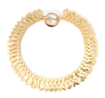 Muse Collar Necklace: Seen on Glam Latte!
