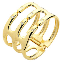 Come Together Cuff Gold