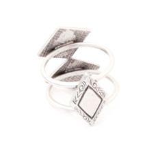 Diamond Sky Ring -Silver