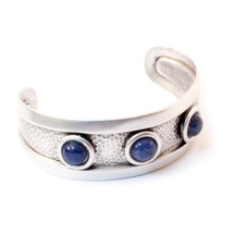 Western Blues Cuff -Sodalite SOLD OUT!