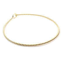 Twisted Collar -Gold
