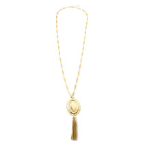Gold Rush Pendant Necklace