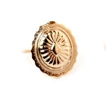 Gold Rush Ring