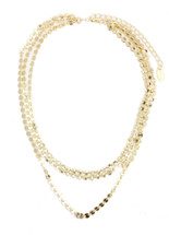 Encircled Layered Necklace: Seen on Today Show, Shan Boodram + in Family Circle!