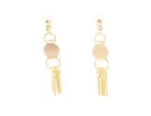 Canyon Moon Earrings -Gold