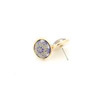 Morocco Stud Earring - Blue