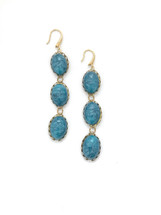Lovely Earring - Blue