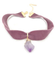 Violetta Choker Silver: Seen on Today Show!
