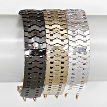 Flat Snake Chain Bracelet - Limited Edition*