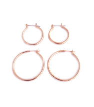 Hooped Up Hoops Set - Rose