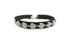 Rosita Choker -Silver: Seen on Today Show!