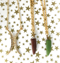 Various Necklace Styles