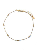 Topanga Choker: Gold Or Silver