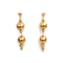 Golden Lantern Earrings