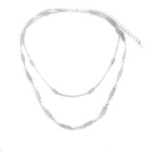 Wayfarer Choker -Silver