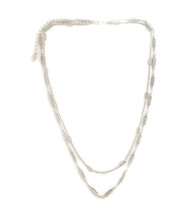 Wayfarer Necklace -Silver