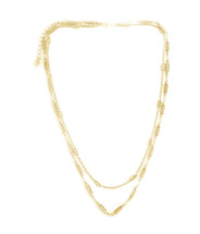 Wayfarer Necklace -Gold