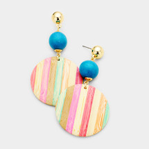Bring On The Sun Earrings *Limited Edition*