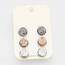 Sweet Little Druzies Earring Set *Limited Edition*