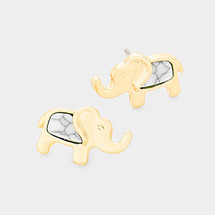 Little Elephant Earrings *Limited Edition*