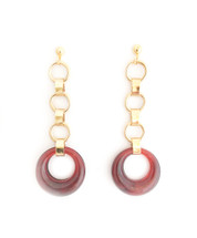 Moonshadow Earrings: Seen On Cerina Vincent & Fashion By Vicky!