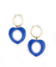 Blue Heart Hoops