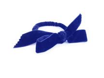 Velvet Bracelet - Navy