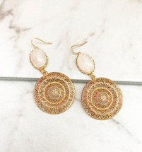 June Filigree Earrings