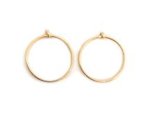 Flirt Earring - Gold