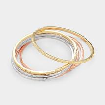 Solstice Ring Set