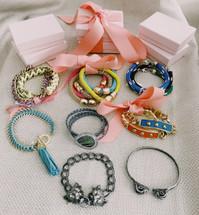 Bracelet Box! Over $500 Of Bracelets for $48! EXCLUSIVE LIMITED EDITION OFFER!